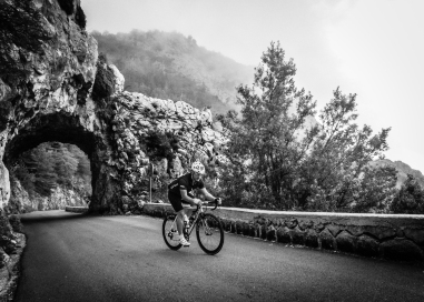 Col de la Madone climb