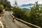 Col de Turini descent.