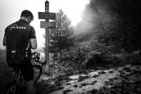 Col de la Madone summit