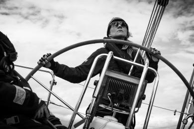 Midsummer sailing