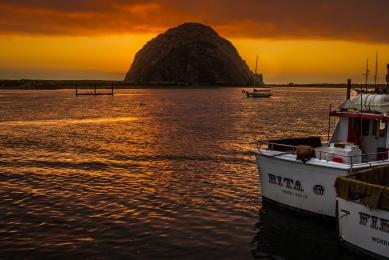 Morro Bay, CA.